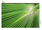 Palm Tree Frond Carry-all Pouch
