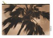 Palm Tree Leeward Oahu Carry-all Pouch