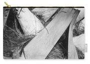 Palm Tree Macro Carry-all Pouch by Adam Romanowicz