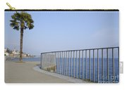 Palm Tree On The Lakefront Carry-all Pouch