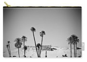 Palm Trees In The Sahara Desert Carry-all Pouch