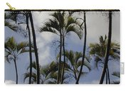 Palm Trees Oahu Carry-all Pouch