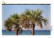 Palm Trees Carry-all Pouch by Sandy Keeton