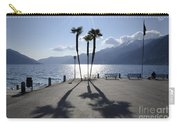 Palm Trees With Shadows Carry-all Pouch
