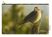 Palm Warbler, Everglades National Park Carry-all Pouch