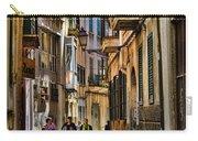 Palma Mallorca Street Scene Carry-all Pouch