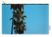 Palms Over Oak Carry-all Pouch