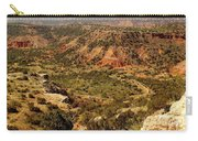 Palo Duro Canyon Texas Carry-all Pouch