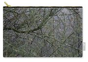 Palo Verde In The Rain Carry-all Pouch