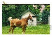 Palomino In Pasture Carry-all Pouch