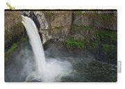 Palouse Falls In Spring Carry-all Pouch