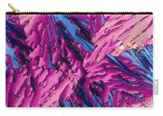 Pangamic Acid Crystal Carry-all Pouch