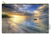 Panglao Island Sunrise Carry-all Pouch