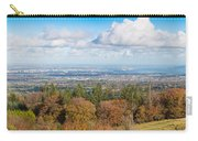 Panorama Of Dublin City And The Dublin Bay Carry-all Pouch