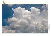 Panoramic Clouds Number 1 Carry-all Pouch