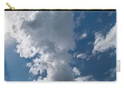Panoramic Clouds Number 1o Carry-all Pouch