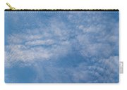 Panoramic Clouds Number 4 Carry-all Pouch