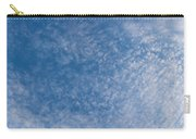Panoramic Clouds Number 7 Carry-all Pouch