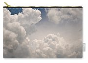 Panoramic Clouds Number 9 Carry-all Pouch