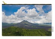 Panoramic View Of A Volcano Mountain  Carry-all Pouch