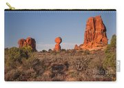 Panoramic View Of Balance Rock                                                       Carry-all Pouch