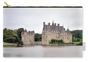 Panoramic View Of Chateau De La Bretesche Carry-all Pouch