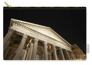 Pantheon At Night. Rome Carry-all Pouch