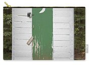 Paper Moon Outhouse Carry-all Pouch
