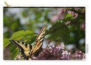 Papilio Glaucus   Eastern Tiger Swallowtail  Carry-all Pouch