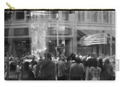 Parade Crowd Reflected Carry-all Pouch