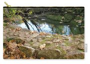 Paradise Springs Stone Wall Carry-all Pouch