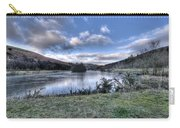 Parc Cwm Darran Frosty Morning Carry-all Pouch