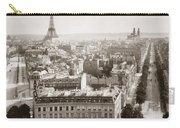 Paris: Aerial View, 1900 Carry-all Pouch