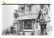 Paris: Cafe, 1889 Carry-all Pouch