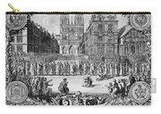 Paris: Catholic Procession Carry-all Pouch