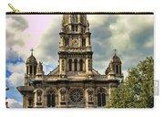 Paris Church Carry-all Pouch