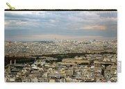 Paris City View Carry-all Pouch