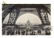 Paris Exposition, 1889 Carry-all Pouch