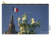 Paris Horse Statue Carry-all Pouch
