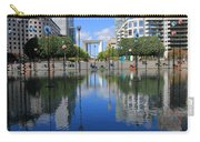 Paris La Defense 3 Carry-all Pouch