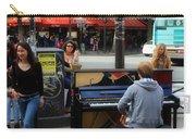 Paris Musicians 2 Carry-all Pouch