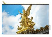 Paris Opera House Vi  Exterior Facade Carry-all Pouch