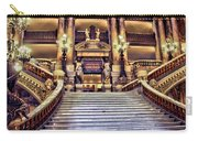 Paris Opera House Vii  Grand Stairway Carry-all Pouch