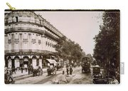 Paris: Street Scene, 1890 Carry-all Pouch