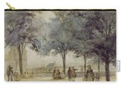 Paris: Tuilerie Gardens Carry-all Pouch