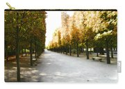 Parisian Park Walkway Carry-all Pouch