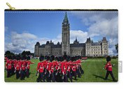 Parliament Building Ottawa Canada  Carry-all Pouch by Garry Gay