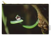 Parrot Snake Leptophis Ahaetulla Carry-all Pouch