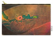 Parrotfish Scaridae Carry-all Pouch