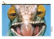 Parsons Chameleon Calumma Parsonii Carry-all Pouch